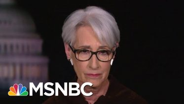 Wendy Sherman On The Intent And Impact Of Trump's Tweet | The Last Word | MSNBC 6