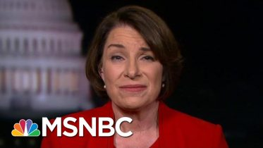 Amy Klobuchar: 'All Is Not Well' With Iran, Despite President Trump's Tweet | The Last Word | MSNBC 6