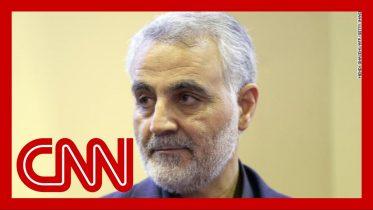 Pentagon says US killed top Iranian commander 10