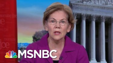 Sen. Elizabeth Warren: Not All Problems Can Be Solved With Military Action | Morning Joe | MSNBC 10
