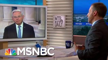 Menendez: Too Early To Judge Whether Killing Soleimani Has Restored 'Deterrence'   MTP Daily   MSNBC 10