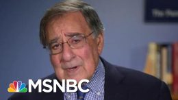 Leon Panetta: U.S. Has 'Dropped The Ball' In The Middle East | MTP Daily | MSNBC 8
