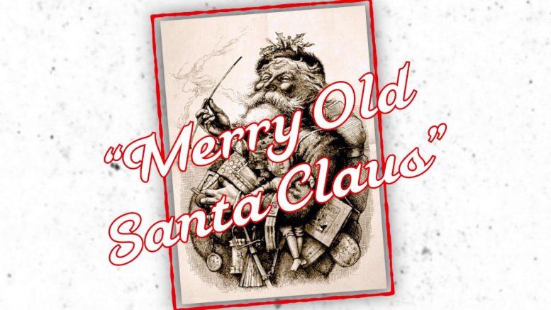 The Civil War origins of Santa Claus 1