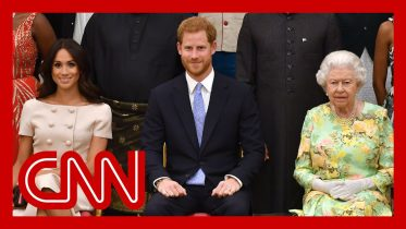 How Prince Harry defied the Queen 6