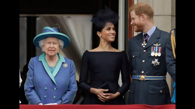 Prince Harry and Meghan showed 'incredibly bad manners': royal biographer 1