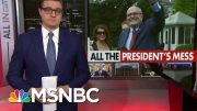 Chris Hayes On The Role Of Trump's Bagman In The Iran Crisis | All In | MSNBC 5