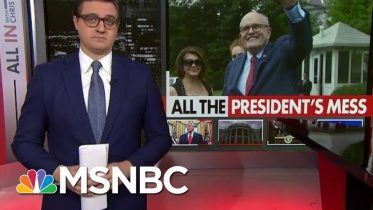 Chris Hayes On The Role Of Trump's Bagman In The Iran Crisis | All In | MSNBC 6