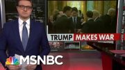 Chris Hayes On The Status Of Crisis In The Middle East Post-Attack | All In | MSNBC 5