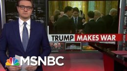 Chris Hayes On The Status Of Crisis In The Middle East Post-Attack | All In | MSNBC 1