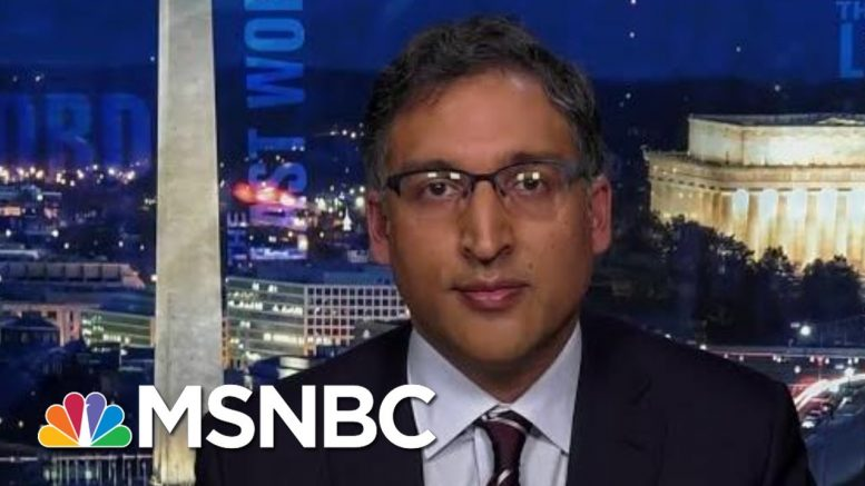 Katyal: McConnell Trying To Hide The Truth | The Last Word | MSNBC 1