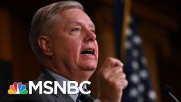 Sen. Graham Likens Trump's Iran Speech To Reagan's 'Tear Down This Wall' | The 11th Hour | MSNBC 2