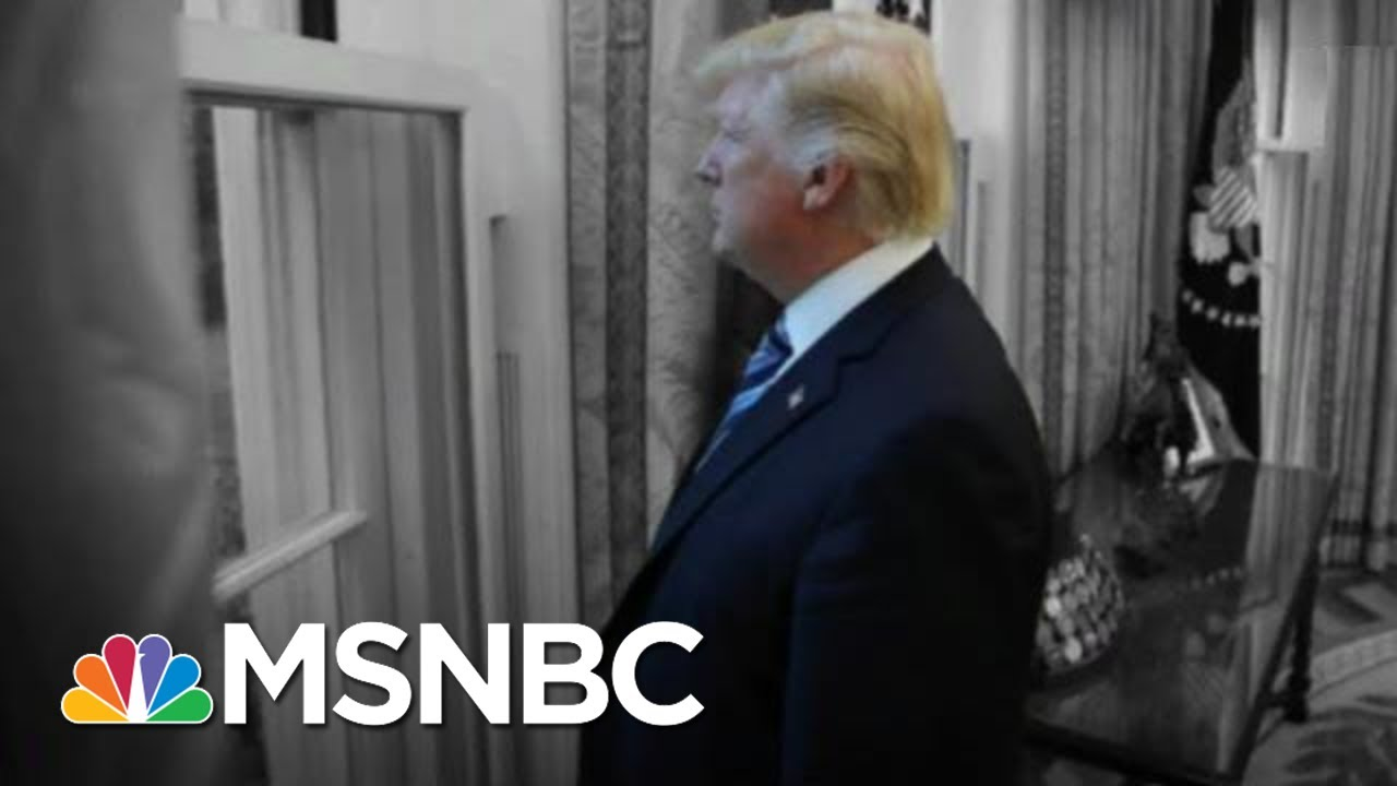 Is Trump's Fight With Iran Over For Good... Or Just Or Now? | The 11th Hour | MSNBC 9