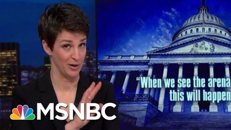 Growing Body Of Impeachment Evidence Adds Pressure On Senate GOP | Rachel Maddow | MSNBC 1