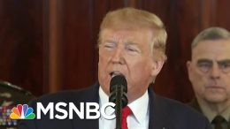 President Donald Trump Remains 'Relentlessly Obsessed' With Obama | Morning Joe | MSNBC 7