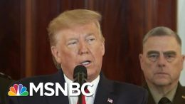 A Conflict Avoided For Now, But A 'Low-Grade War' Continues | Morning Joe | MSNBC 6