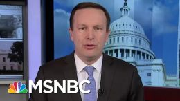 'It Doesn't Appear This Strike Succeeded': Sen. Murphy   Morning Joe   MSNBC 9