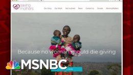 Report Addresses Fighting Maternal Mortality | Morning Joe | MSNBC 7