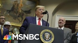 Trump Defends Withholding Intel On Iran From Congressional Briefings | MSNBC 5