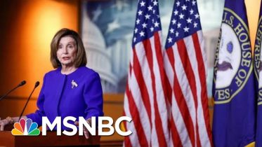 49ers Fan Pelosi Can't Attend Playoff Game Because She Must 'Save Our Country From Peril' | MSNBC 10
