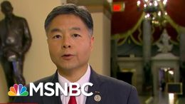 Rep. Lieu On War Powers Resolution: 'This Is Going To Be A Bipartisan Vote' | Deadline | MSNBC 3