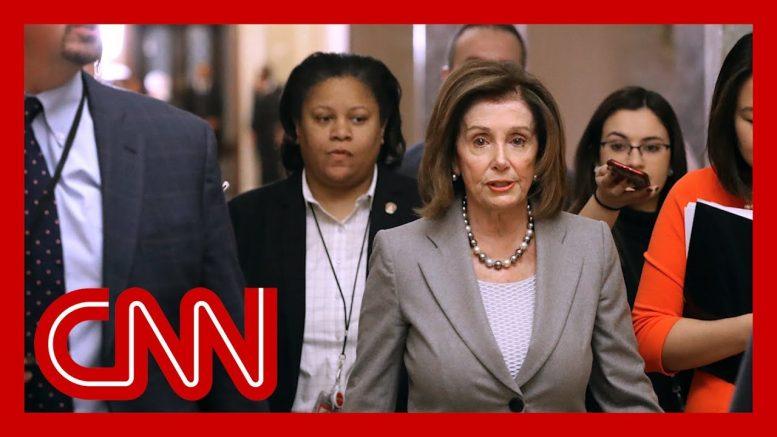 Nancy Pelosi plans to send impeachment articles to Senate next week 1