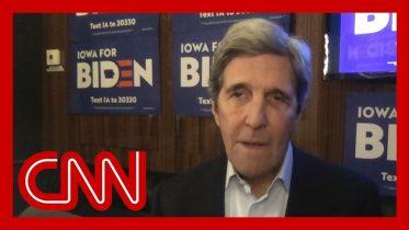 John Kerry: Trump has been reckless and impulsive 6