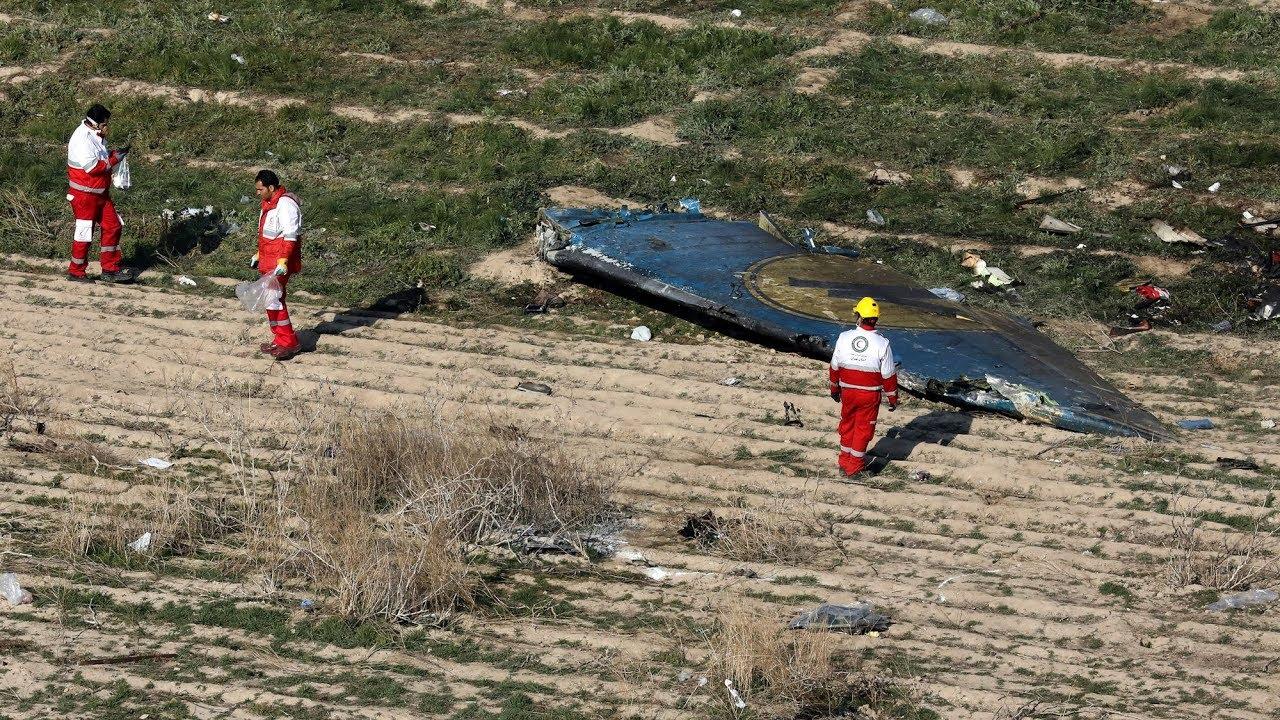 Iran denies shooting down plane, bulldozing crash site 7