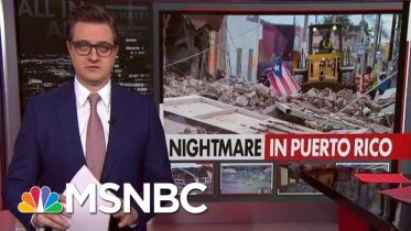 Chris Hayes On The Nightmare In Puerto Rico | All In | MSNBC 6