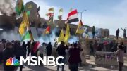 US Sends Troops To Mideast After Attack | Morning Joe | MSNBC 5