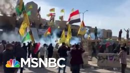 US Sends Troops To Mideast After Attack | Morning Joe | MSNBC 8