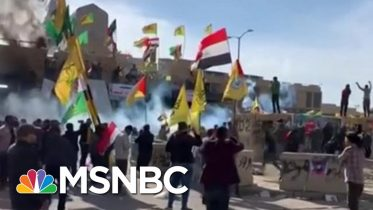 US Sends Troops To Mideast After Attack | Morning Joe | MSNBC 1