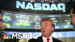 Business Genius Donald Trump Thinks Your 409K Could Be Up 90% | All In | MSNBC 4