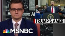 Trump Moves To Gut Landmark Environmental Law | All In | MSNBC 9