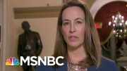 Navy Veteran Rep. Sherrill On Why She Voted For War Powers Resolution | All In | MSNBC 2