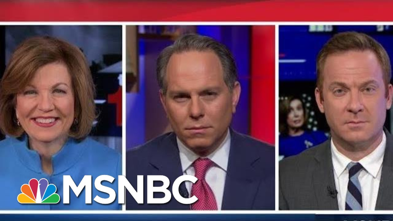 Shifting Explanations Raises Questions About Trump Admin Intel On Iran   The 11th Hour   MSNBC 1