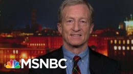 Should Billionaires Be Able To Buy Their Way Into Presidential Campaigns? | The Last Word | MSNBC 5