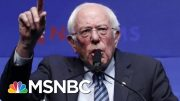 Bernie Sanders Raises $34.5M In Fourth Quarter | Morning Joe | MSNBC 4