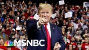 Trump Offers New Defense For Strike On Iranian General | The 11th Hour | MSNBC 2
