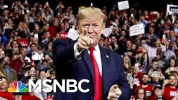 Trump Offers New Defense For Strike On Iranian General | The 11th Hour | MSNBC 9