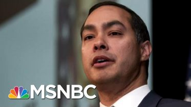 Julián Castro Drops Out Of The 2020 Presidential Race   Velshi & Ruhle   MSNBC 5