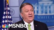 Pompeo: We Shared 'All Of The Intelligence' On Soleimani With Congress | MSNBC 5