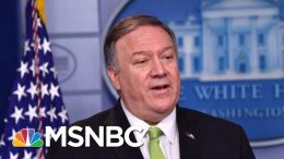 Pompeo: We Shared 'All Of The Intelligence' On Soleimani With Congress | MSNBC 7