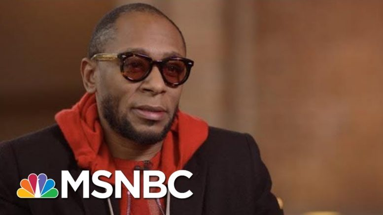 Yasiin Bey (Mos Def) On His Favorite Musicians, Chappelle & New Art | Full Interview | MSNBC 1