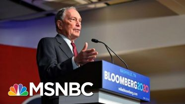Bloomberg To Fund Campaign To Defeat Trump Even If He's Not The Nominee | Velshi & Ruhle | MSNBC 6