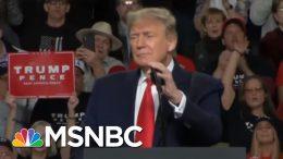 Trump Offers New Explanation For Soleimani Killing | Deadline | MSNBC 1