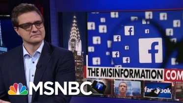 Facebook's New Decision To Allow Lies In Political Ads Will Benefit Trump | All In | MSNBC 2