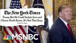 Twin Foreign Policy Crises Greet Trump In The New Year | Deadline | MSNBC 2
