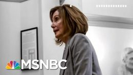 Nancy Pelosi Clears Way For Trump's Impeachment Trial To Begin | The 11th Hour | MSNBC 6