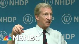 Tom Steyer Spending Suggest Explanation For Surprise Polls In NV, SC | Rachel Maddow | MSNBC 9