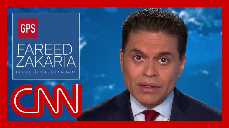 Fareed Zakaria: Here's the problem with Trump's foreign policy 1